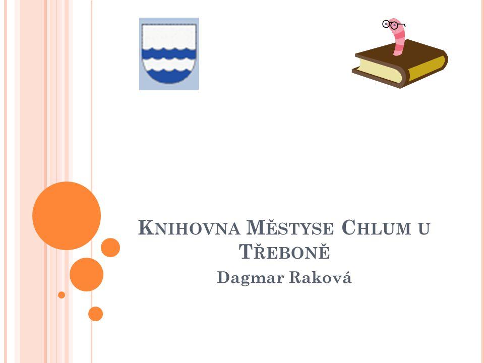 Knihovna Městyse Chlum u Třeboně