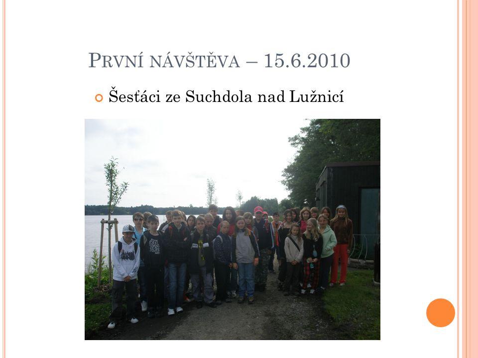 Šesťáci ze Suchdola nad Lužnicí