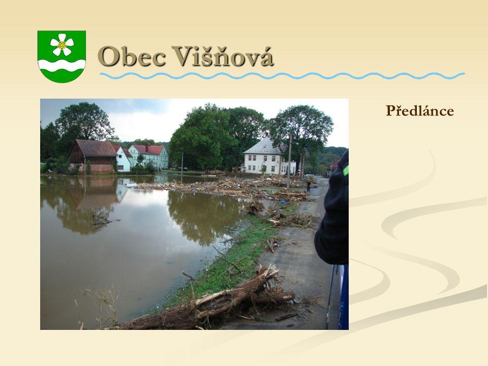 Obec Višňová Předlánce