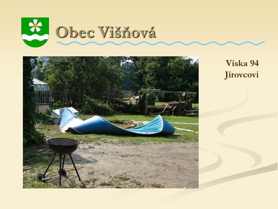 Obec Višňová Víska 94 Jírovcovi