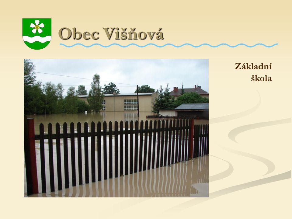 Obec Višňová Základní škola