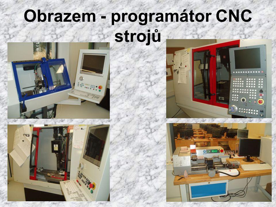 Obrazem - programátor CNC strojů