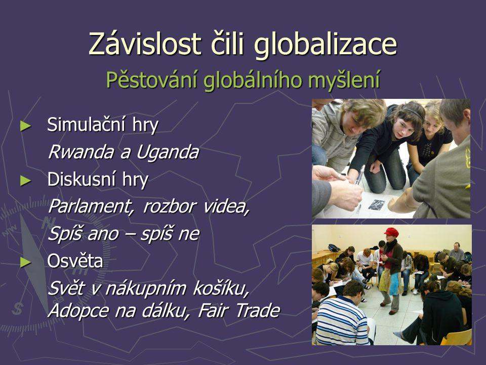 Závislost čili globalizace