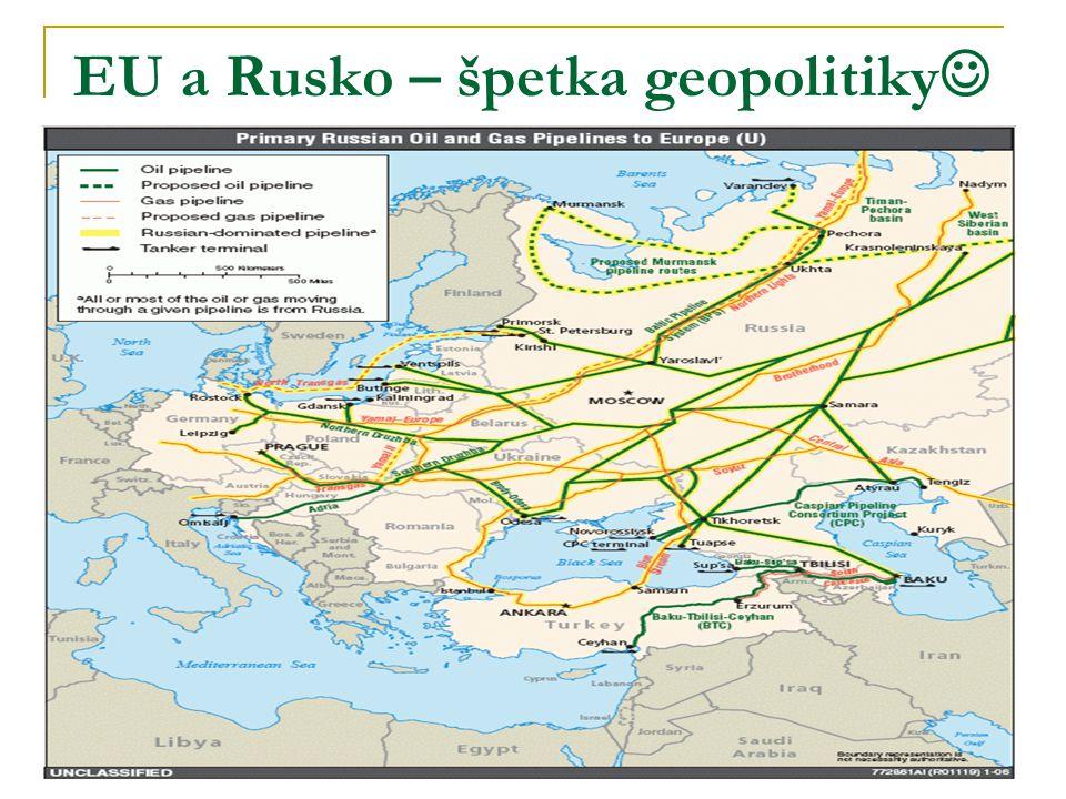 EU a Rusko – špetka geopolitiky