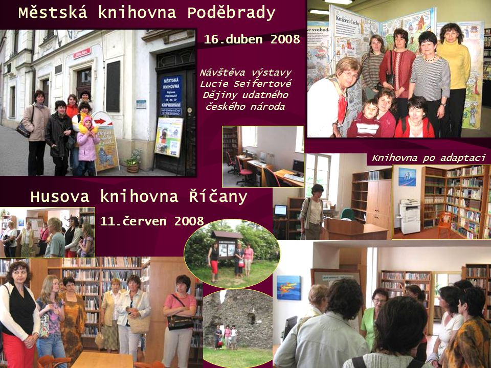 Městská knihovna Poděbrady