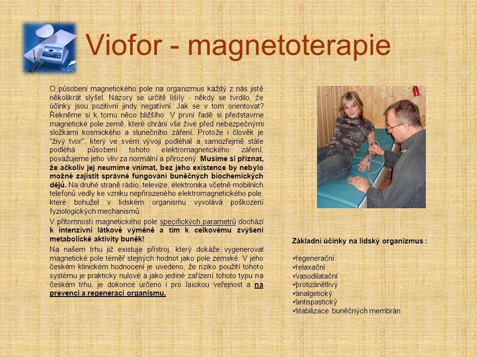 Viofor - magnetoterapie