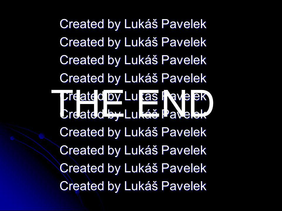 Created by Lukáš Pavelek