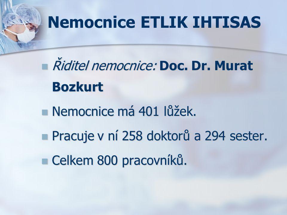 Nemocnice ETLIK IHTISAS