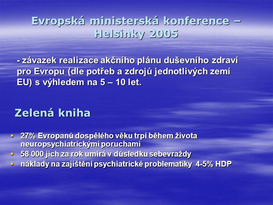 Evropská ministerská konference – Helsinky 2005
