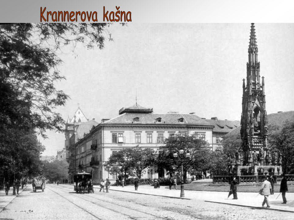 Stavba začala v roce 1845, odhalena byla v roce 1850.