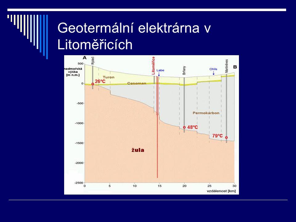 Geotermální elektrárna v Litoměřicích
