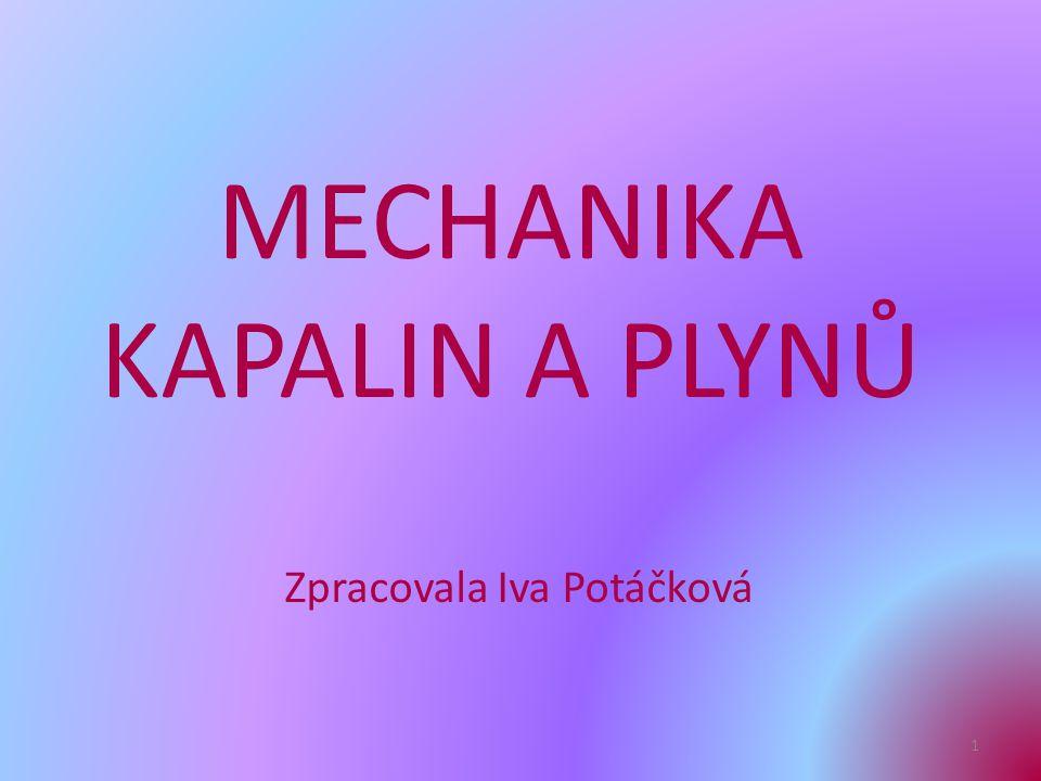 Zpracovala Iva Potáčková