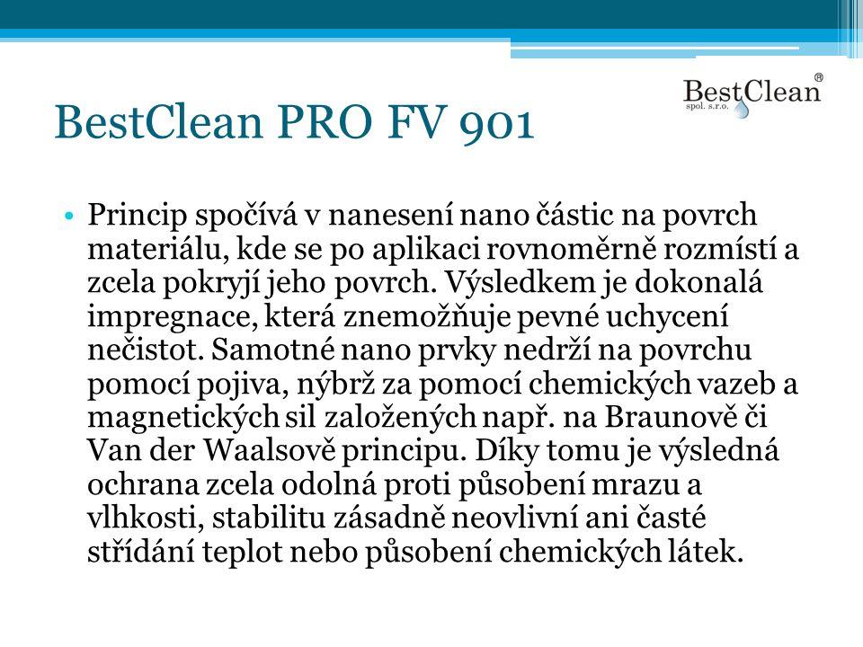 BestClean PRO FV 901