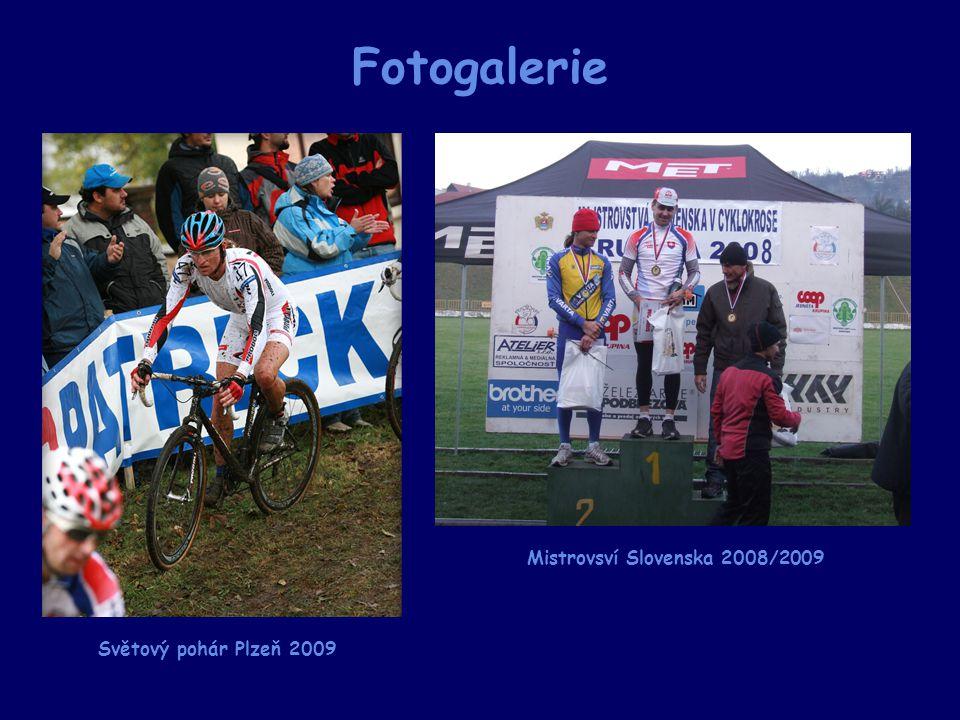 Fotogalerie Mistrovsví Slovenska 2008/2009 Světový pohár Plzeň 2009