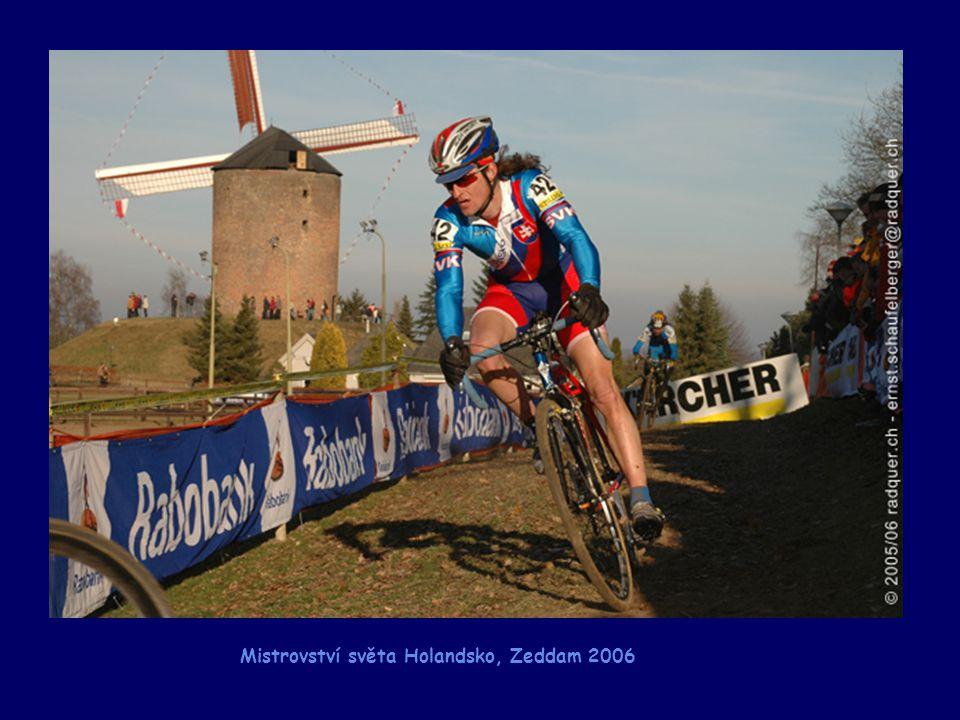 Mistrovství světa Holandsko, Zeddam 2006