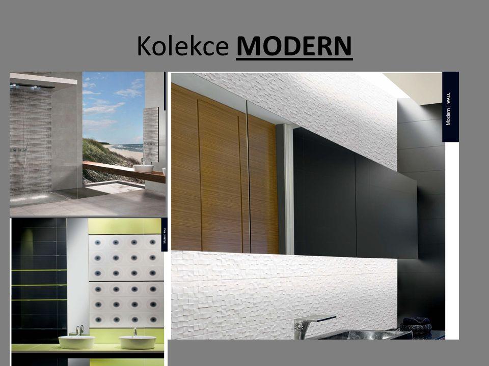 Kolekce MODERN