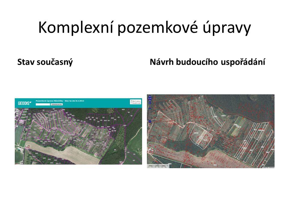 Komplexní pozemkové úpravy