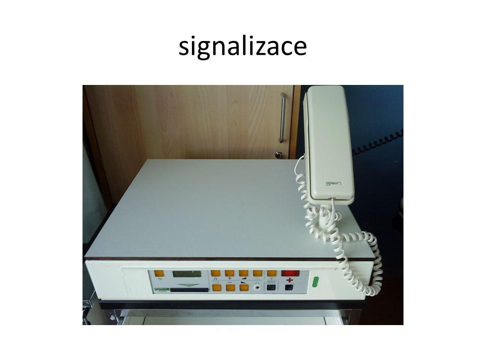signalizace
