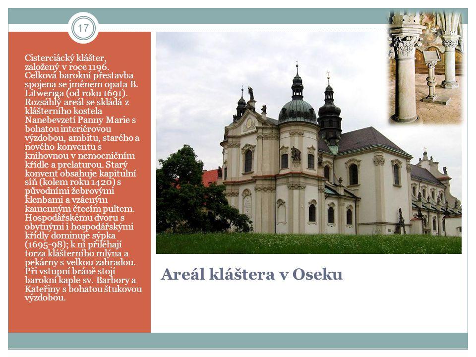 Cisterciácký klášter, založený v roce 1196