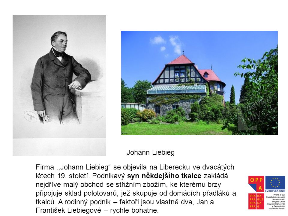 Johann Liebieg