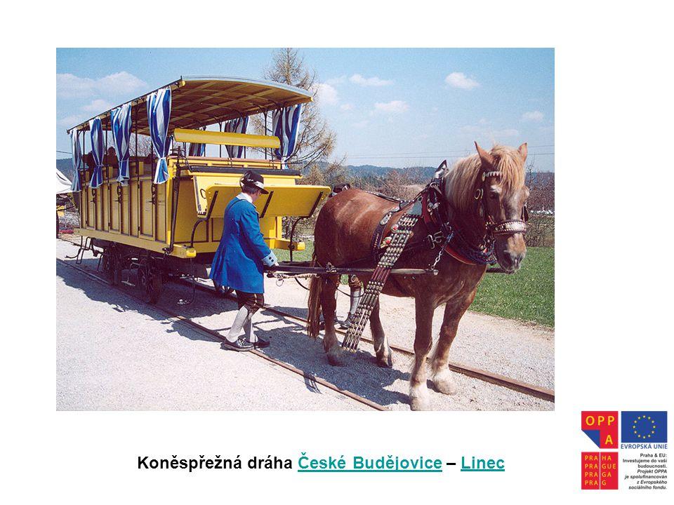 Koněspřežná dráha České Budějovice – Linec