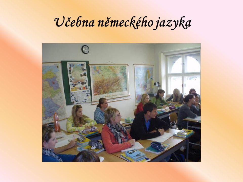 Učebna německého jazyka