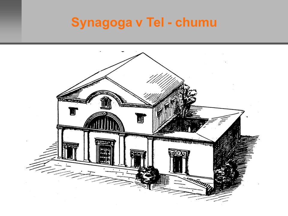 Synagoga v Tel - chumu