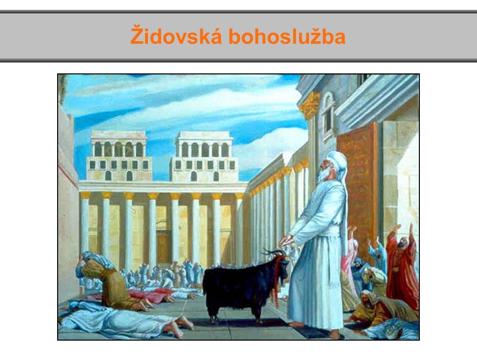 Židovská bohoslužba