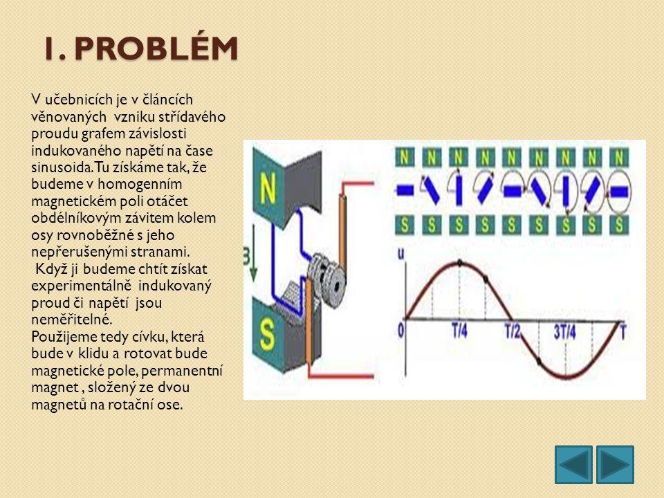 1. problém