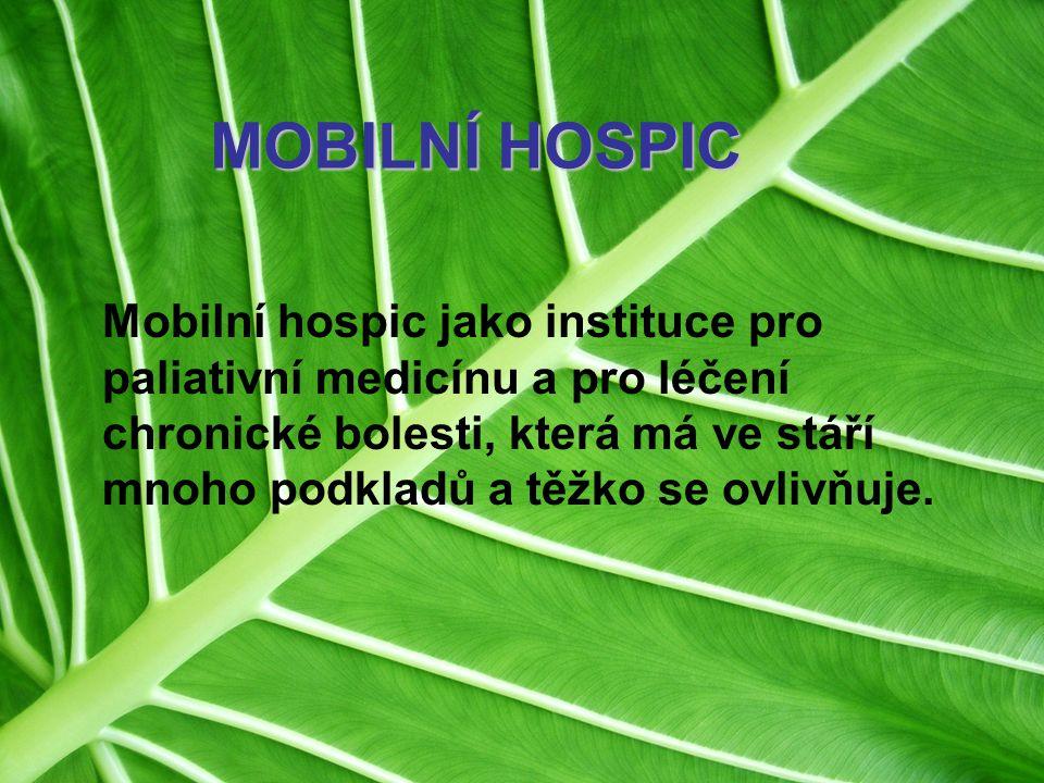 MOBILNÍ HOSPIC