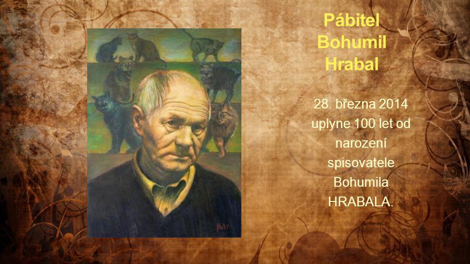 Pábitel Bohumil Hrabal