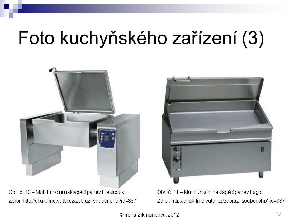 Foto kuchyňského zařízení (3)