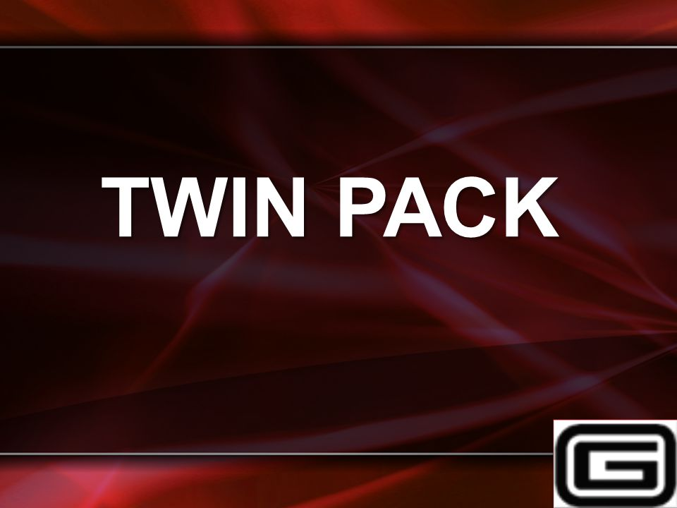 TWIN PACK
