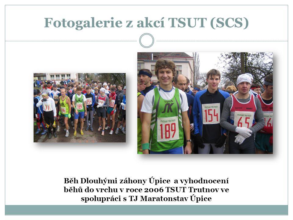 Fotogalerie z akcí TSUT (SCS)