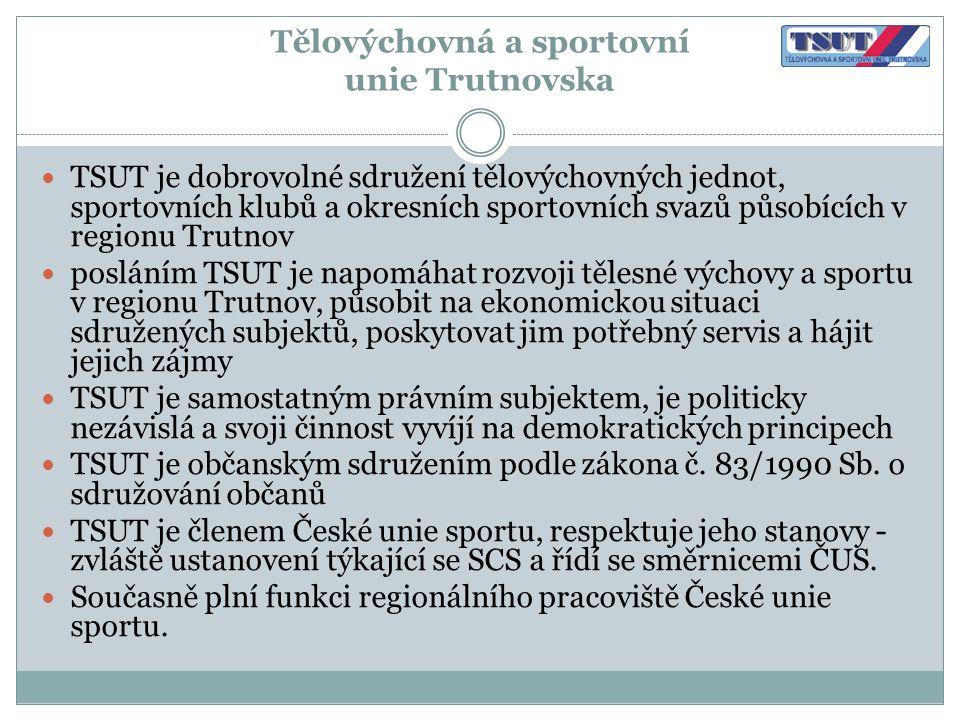 Tělovýchovná a sportovní unie Trutnovska