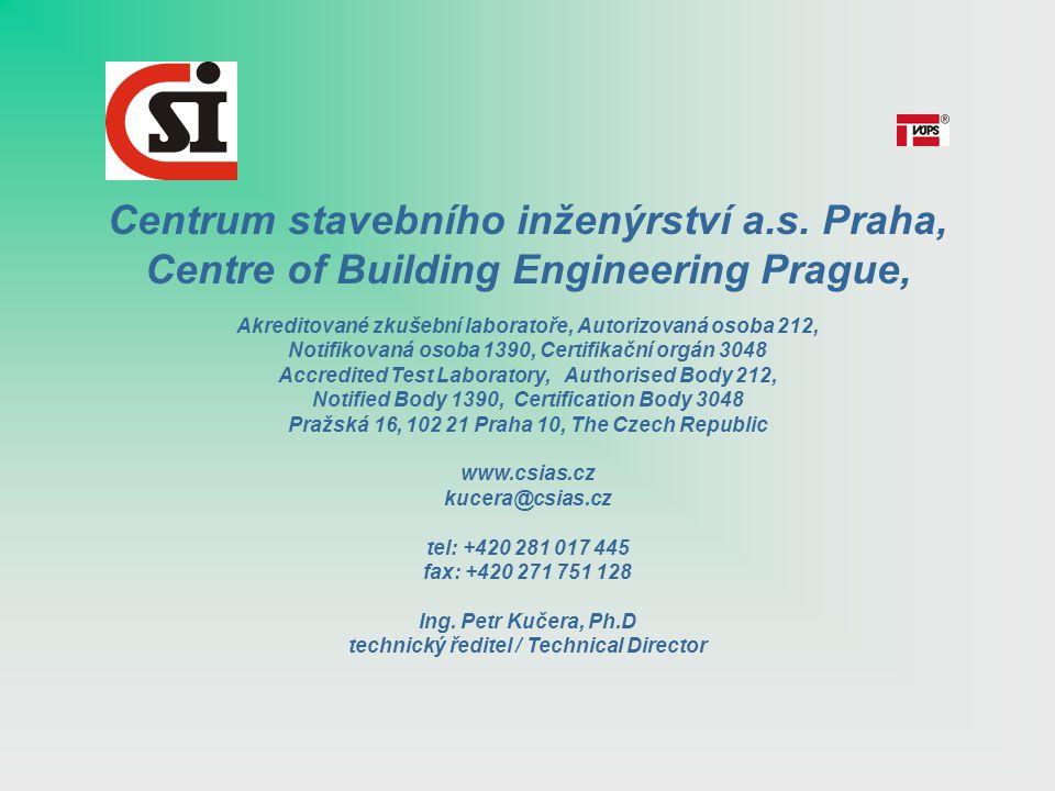Centrum stavebního inženýrství a. s