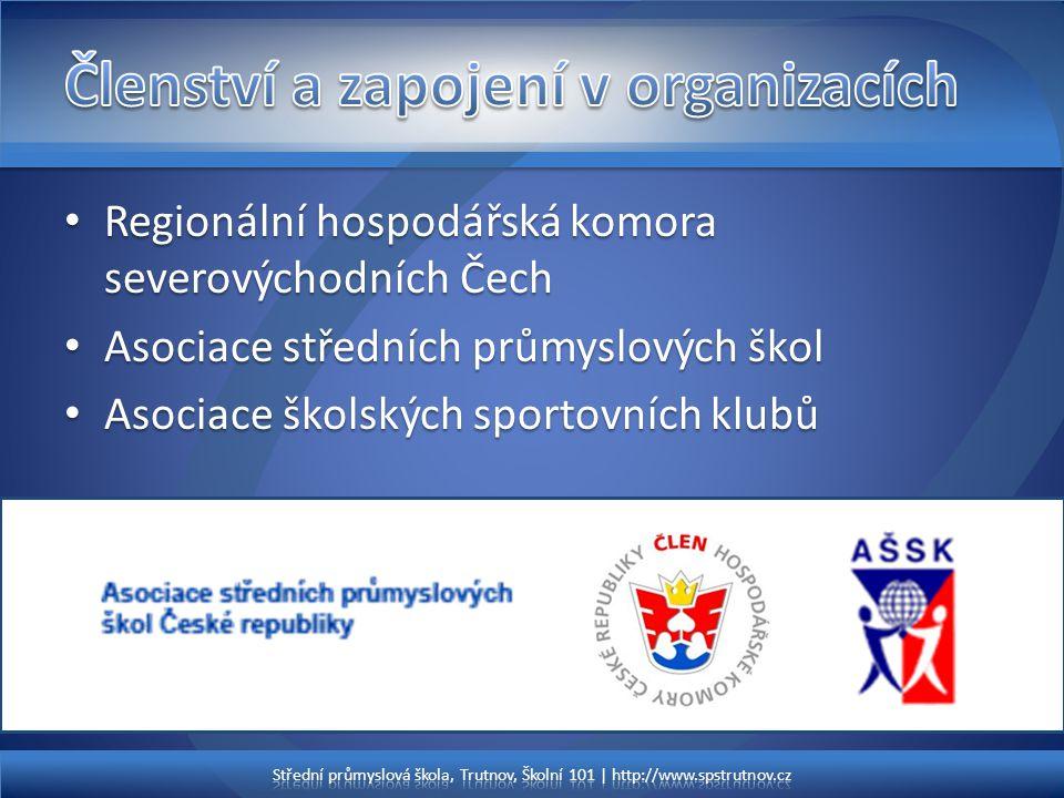 Členství a zapojení v organizacích