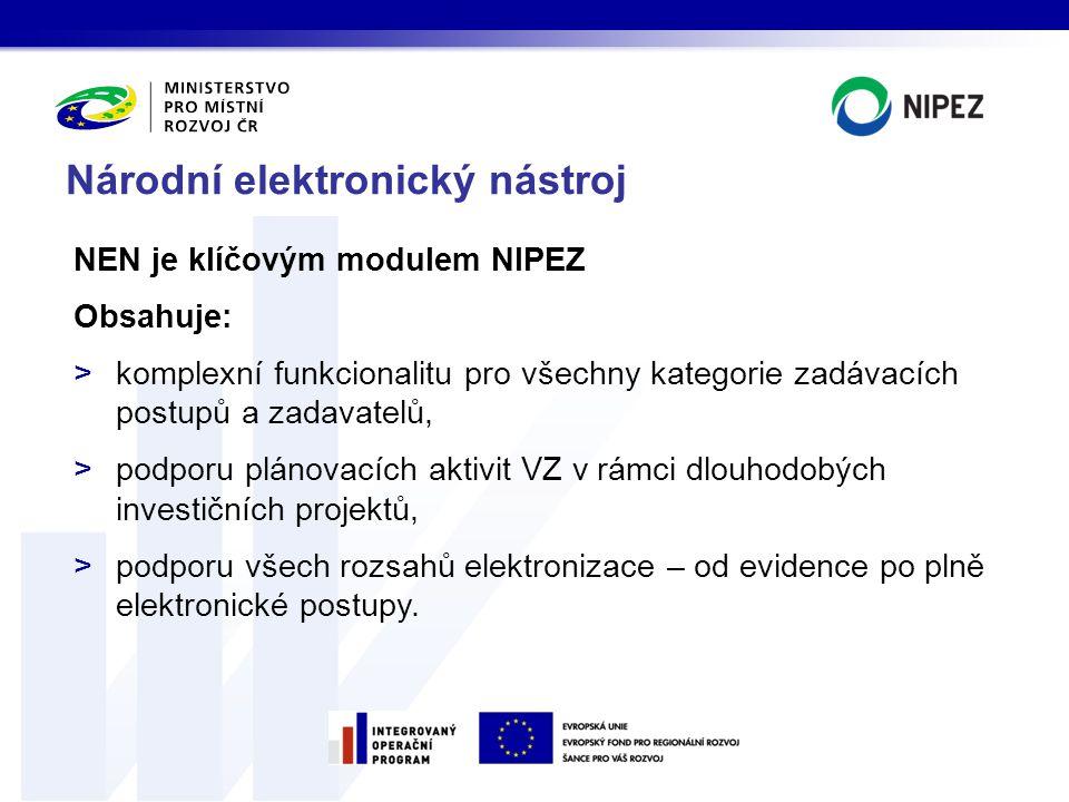 Národní elektronický nástroj