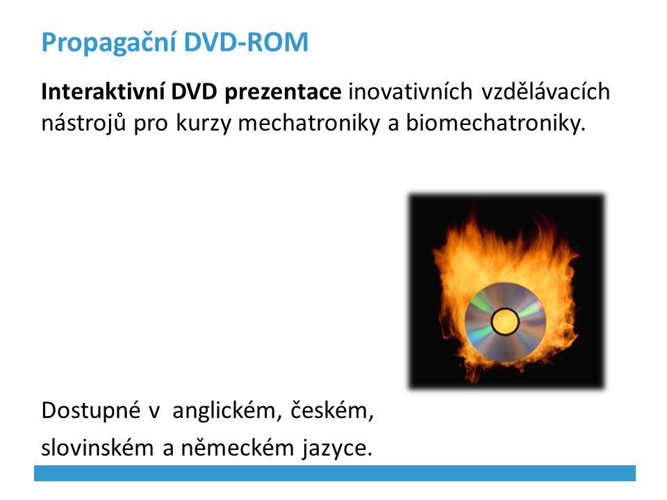 Propagační DVD-ROM