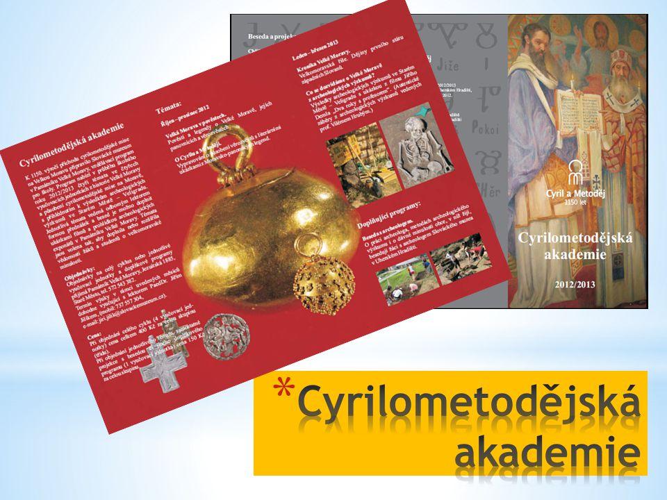 Cyrilometodějská akademie