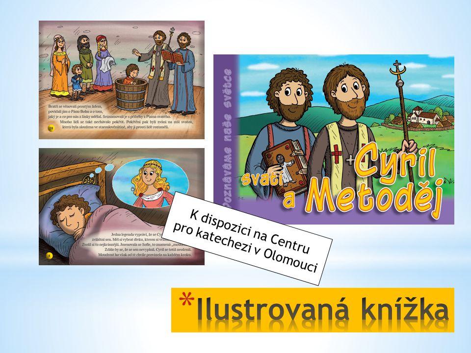 K dispozici na Centru pro katechezi v Olomouci