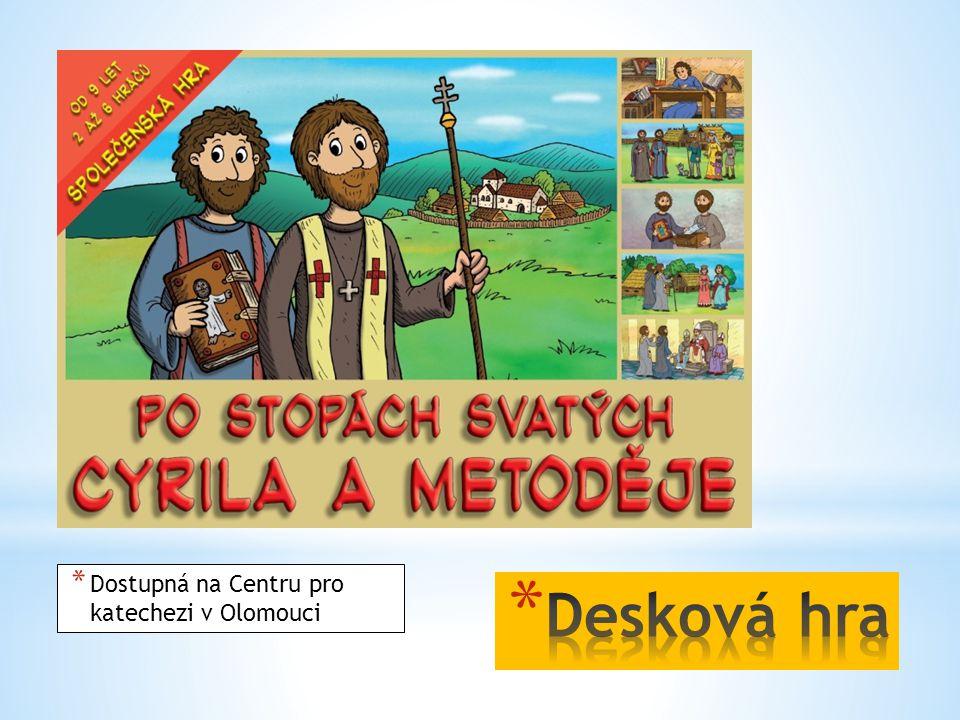 Dostupná na Centru pro katechezi v Olomouci