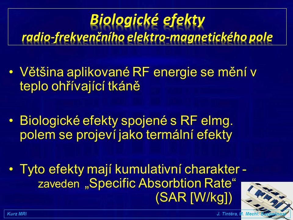 Biologické efekty radio-frekvenčního elektro-magnetického pole