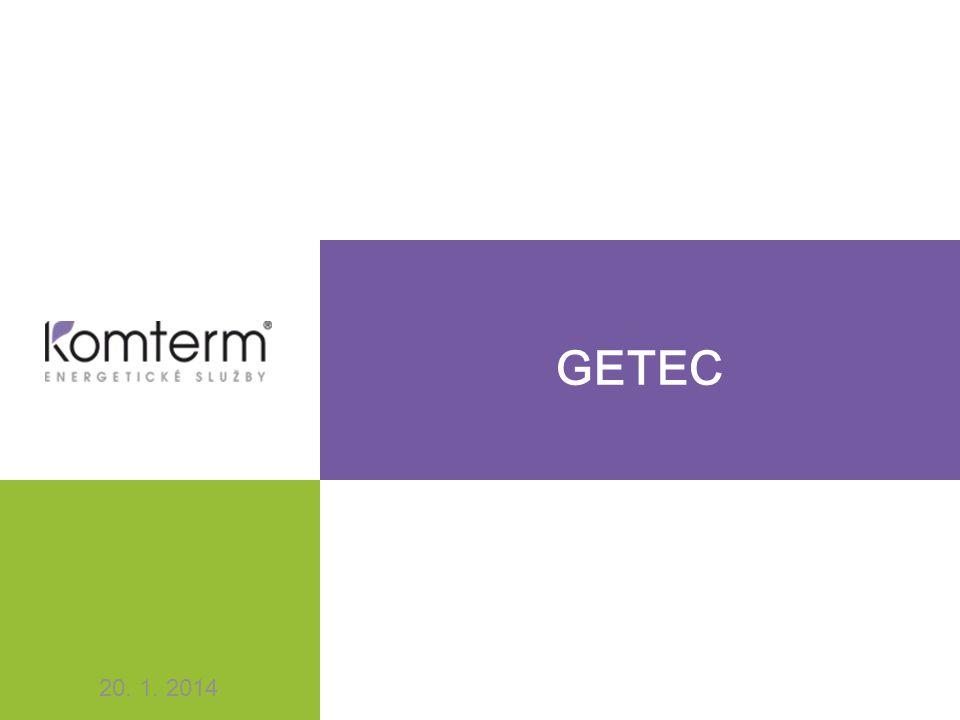 GETEC 20. 1. 2014
