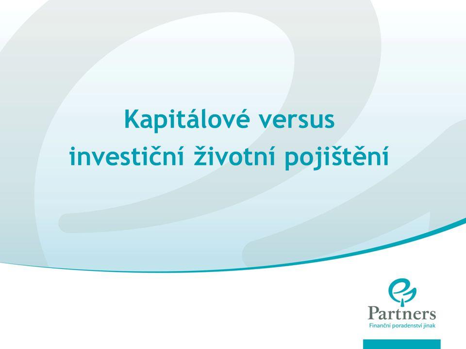 investiční životní pojištění