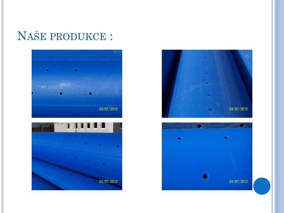 Naše produkce :