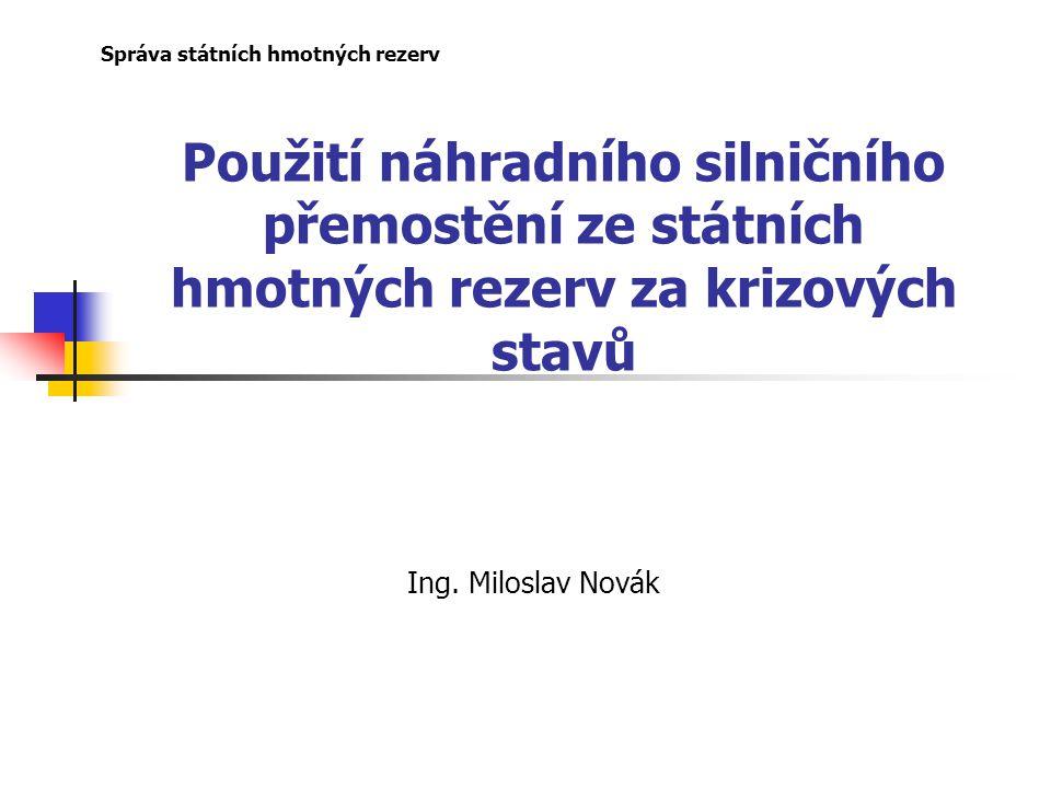 Správa státních hmotných rezerv