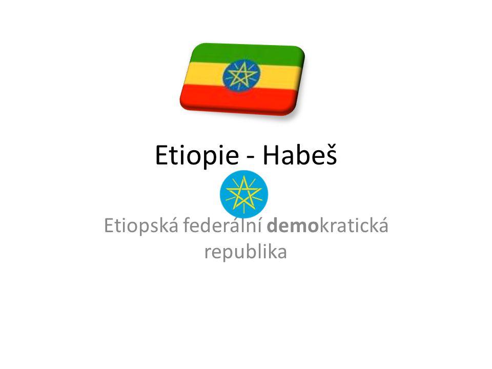 Etiopská federální demokratická republika