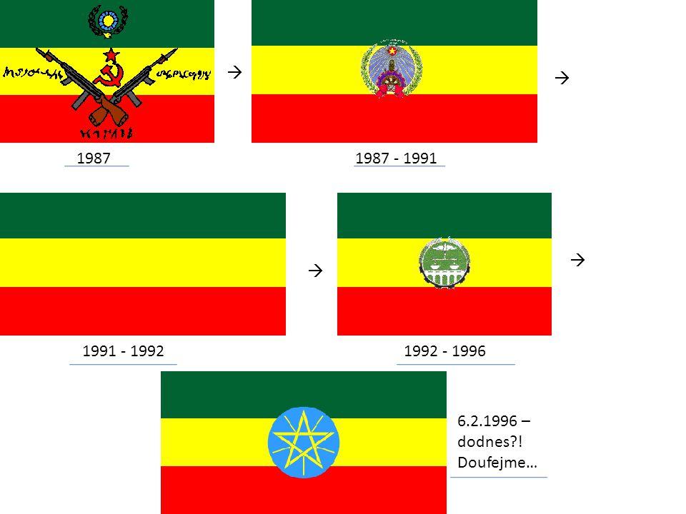   1987 1987 - 1991   1991 - 1992 1992 - 1996 6.2.1996 – dodnes ! Doufejme…