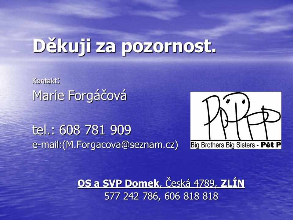 OS a SVP Domek, Česká 4789, ZLÍN